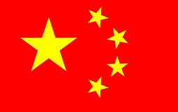 China flag news