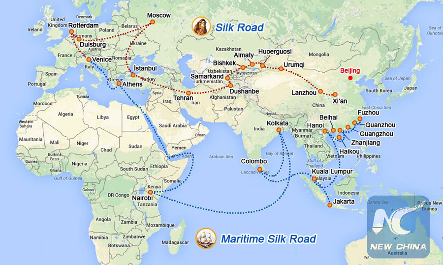 Chinas one belt one road initiative and opportunities for nepal 13544490814661426174961n gumiabroncs Gallery
