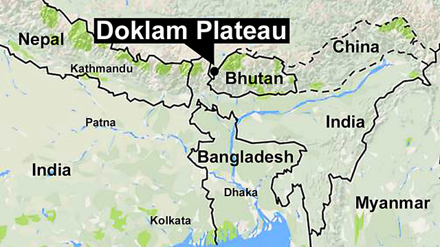 mount everest map google with Chinas Position Document On Doklam Full Text on 159882 in addition Everest Panorama likewise View additionally The Himalayas also K2.