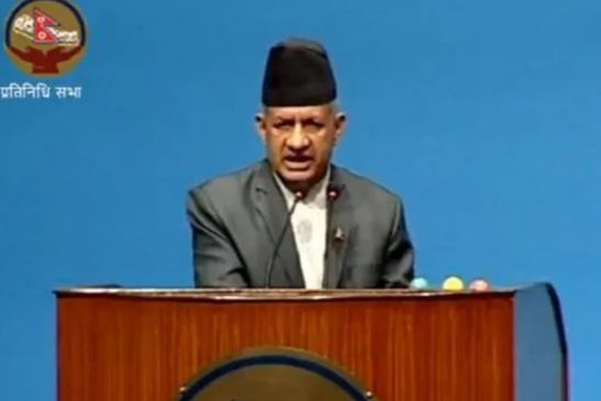 Internal issues of Nepal cannot be the matter of bilateral
